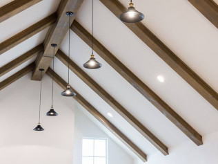 Beams & Ceiling Treatments